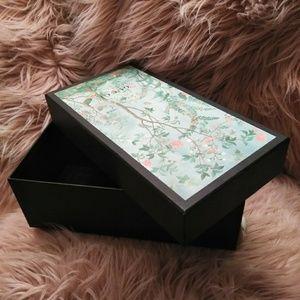 Authentic Gucci shoe box